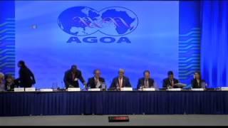 برگزاری همایش رهبران آمریکا-آفریقا در واشنگتن