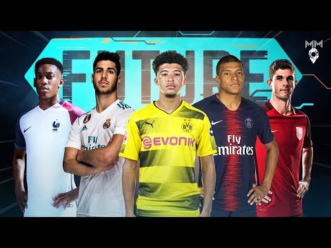 Top 10 Best Young Players 2019 ● HD