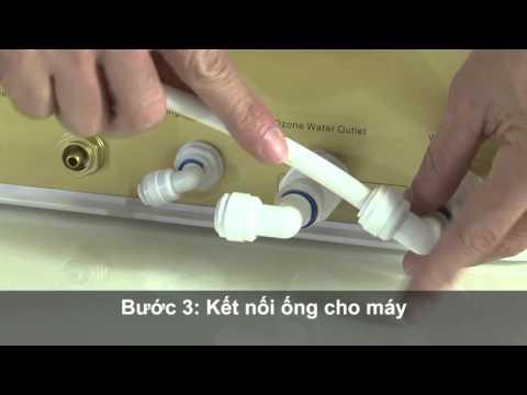Máy lọc nước Lino Ozone WL260 chuẩn