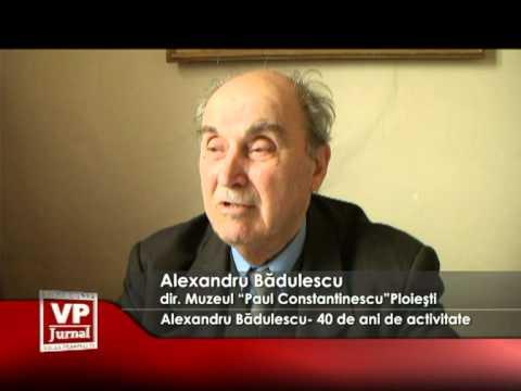 Alexandru Bădulescu- 40 de ani de activitate