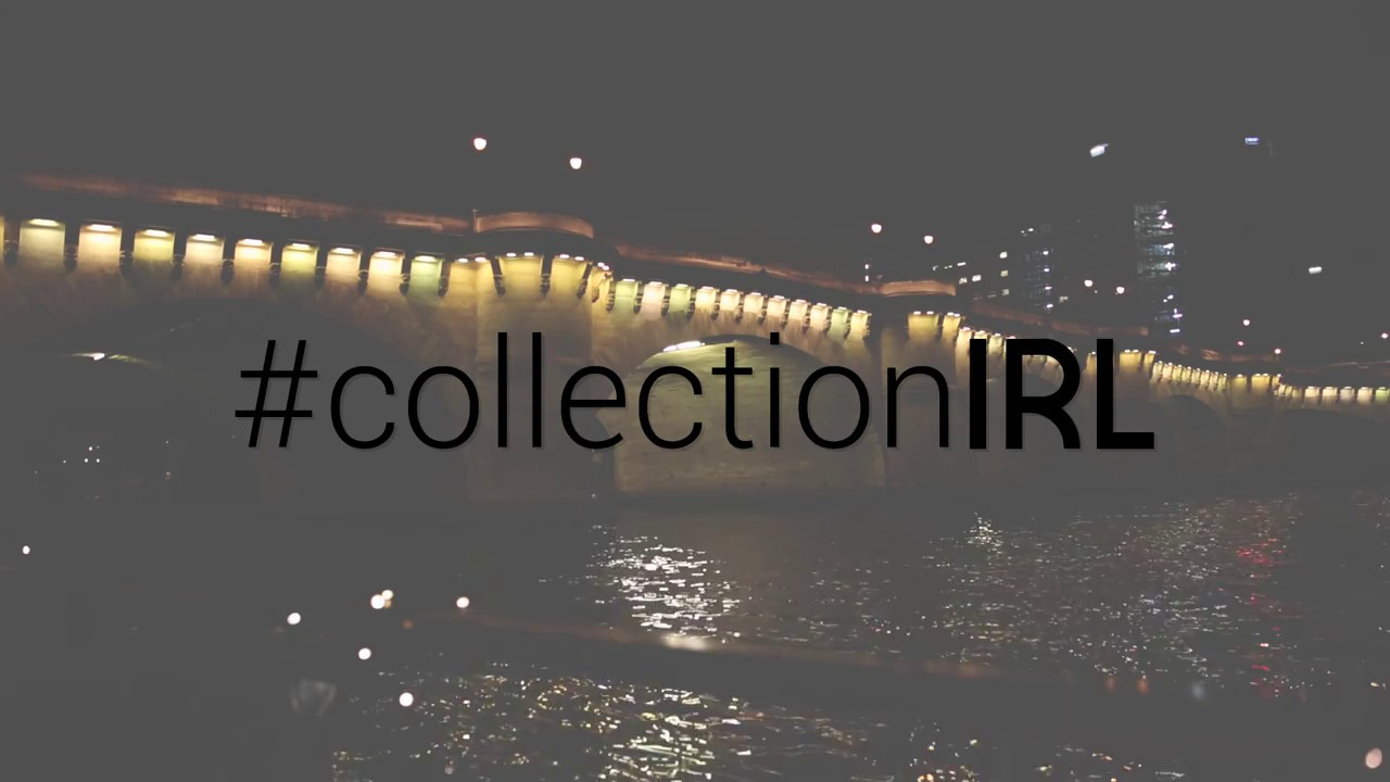 Lancement de la collection IRL par Showroomprivé