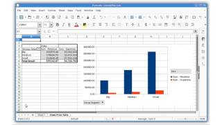 LibreOffice 5.4 – new features video review