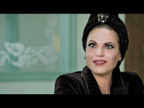 "Evil Queen: ""Have You Seen Gold's New Haircut?"" (Once Upon A Time S6E5)"