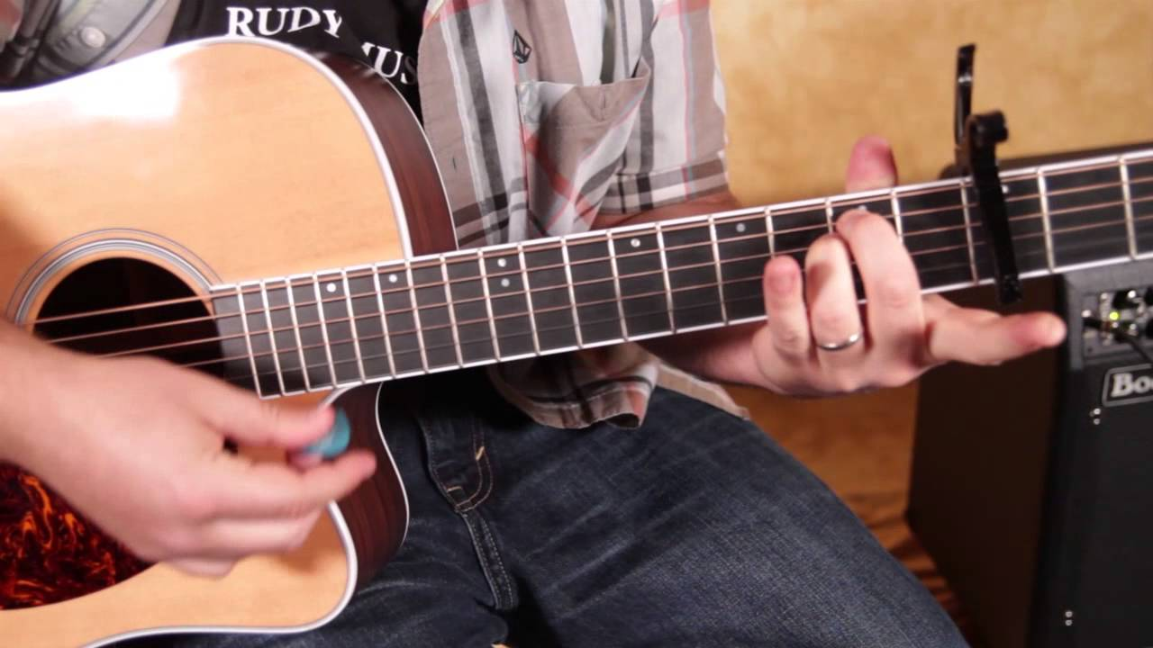 How to Play – Into the Mystic by Van Morrison – Easy Acoustic Songs for Guitar