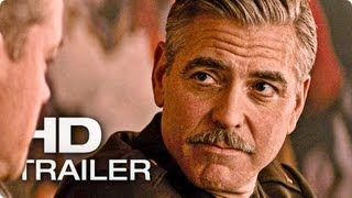 Nonton Monuments Men Trailer Deutsch German   2014 George Clooney  Matt Damon  Hd  Film Subtitle Indonesia Streaming Movie Download
