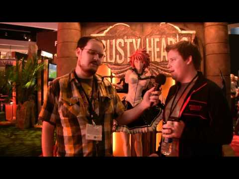 preview-Rusty Hearts E3 2011 Interview (GameZoneOnline)