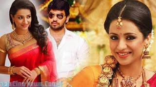 Trisha Refuse To Act With Jai  | 123 Cine news | Tamil Cinema News