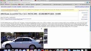 Craigslist Tallahassee Florida - Used Cars and Trucks Online