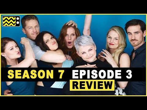 Once Upon A Time Season 7 Episode 3 Review & AfterShow | AfterBuzz TV