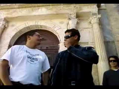 Entrevista Sr. das Trevas em Óbidos