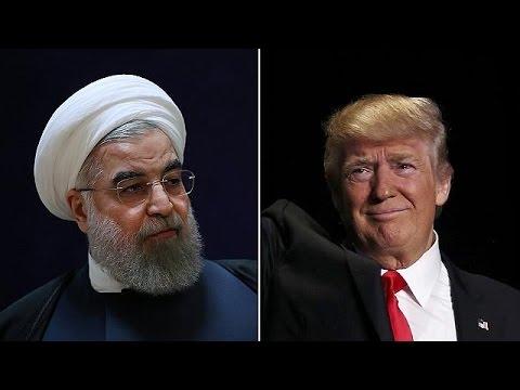 Μέτωπο με το Ιράν ξεκίνησε ο Ντόναλντ Τραμπ