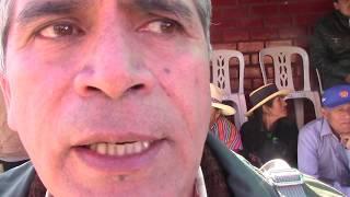 Declara Jorge Ganoza, Representante de la Autoridad Nacional del Agua en Ica.