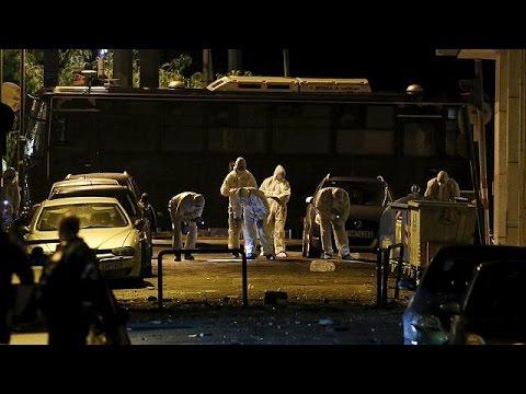Ισχυρή έκρηξη στο κέντρο της Αθήνας – Τις κάμερες ασφαλείας μελετά η αντιτρομοκρατική