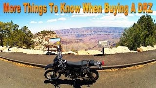 5. More Things To know When Buying A DR-Z400S