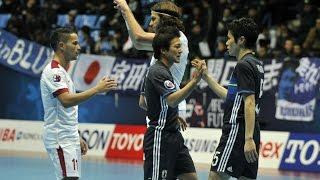 Video JAPAN vs QATAR: AFC Futsal Championship 2016 (Group Stage) MP3, 3GP, MP4, WEBM, AVI, FLV November 2017