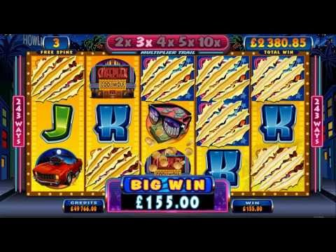 Cool Wolf Video Slot Game Promo