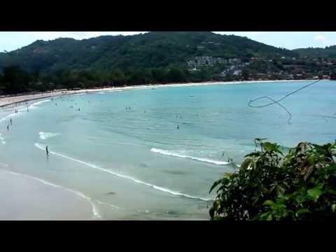 Kata Beach Phuket Thailand 2014