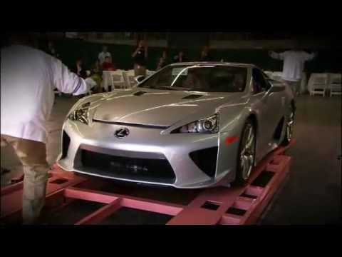 Lexus LFA - A Superior Journey