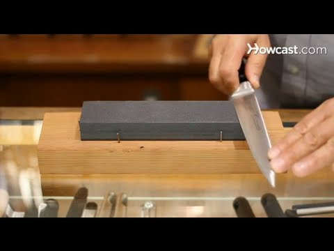 Sharpening Stone (dual surface)