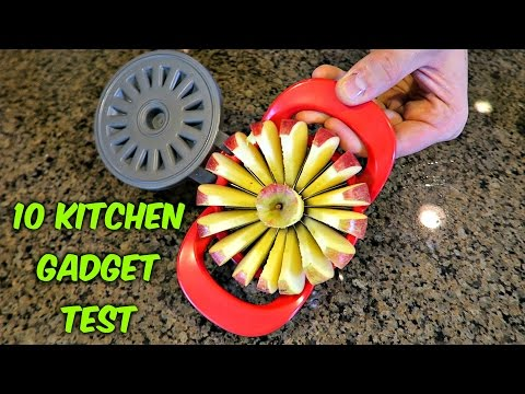 10 Kitchen Gadgets put to the Test - Part 10 (видео)