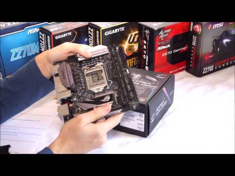 Every Intel Z270 Mini-ITX motherboard Reviewed!