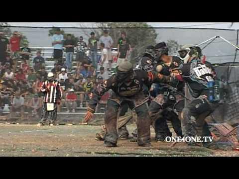 paintball : NPPL buffalo 2008 - Finals