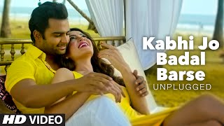 Former Miss Nepal Shristi Shrestha in Hindi Song - 'Kabhi Jo Badal Barse Unplugged' (Video Song)