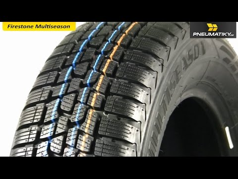 Youtube Firestone Multiseason 225/55 R16 99 V XL Celoroční