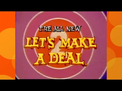 The All New Let's Make a Deal (October 14, 1985 | #85_0191)
