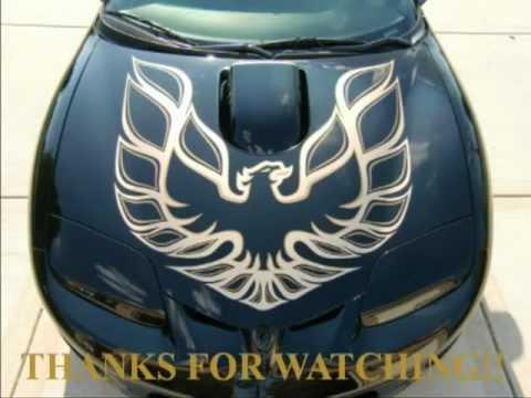 2000 Pontiac Firebird Trans Am 4th Gen Shaker Install