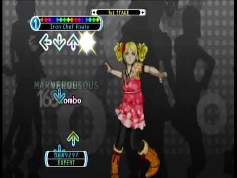 DDR Universe 3 - koibana (видео)