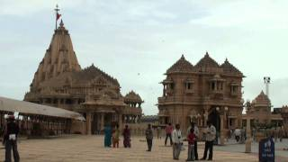 Somnath India  City new picture : The temple of Somnath (Gujarat - India)