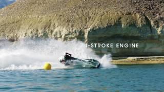 10. 2017 Kawasaki SX-R 4 stroke standup Jetski