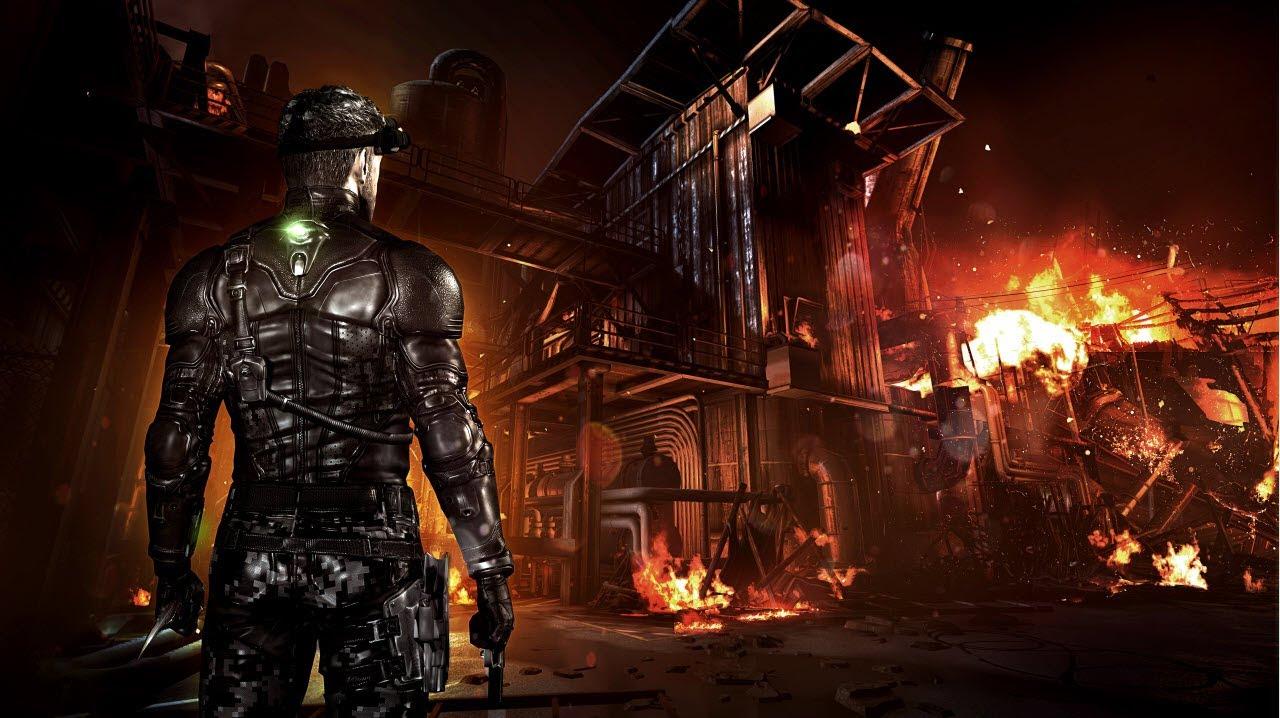 Homeland Dlc para Splinter cell: Blacklist