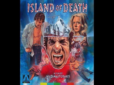 "Mrparka Review's ""Island of Death"" Arrow Bluray"