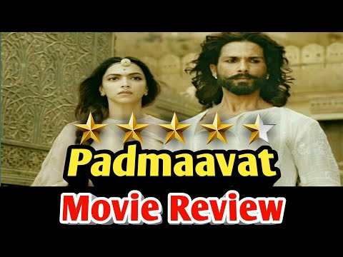 बाप रे: 'Padmavat' Movie Review ऐसा, देखें वीडियो | Ranveer | Deepika | Shahid
