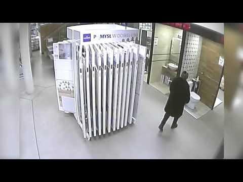 Klientka załatwiła się do muszli klozetowej w sklepie na wystawie – Busko-Zdrój