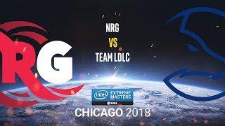 NRG vs Team LDLC - IEM Chicago 2018 - map2 - de_overpass [ceh9]