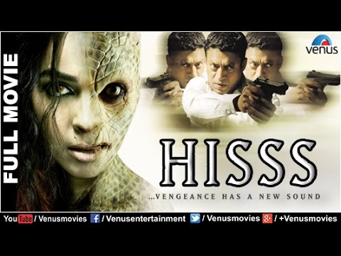 Hisss - Bollywood Movies 2017 Full Movie | Irrfan Khan Full Movies | Latest Bollywood Full Movies
