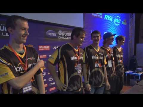 REPORT BGCH2012 - Team SlowVirus