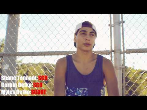 3 Way Game of SCOOT - Shane Tennant, Corbin Detko, and Myles Detko