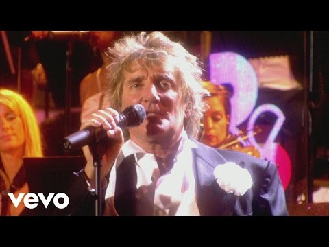What a Wonderful World (from One Night Only! Rod Stewart Live at Royal Albert Hall)