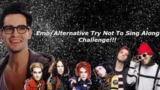 Video Emo/Alternative Try Not To Sing Along Challenge MP3, 3GP, MP4, WEBM, AVI, FLV Januari 2018