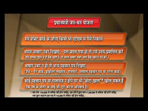 Pradhan Mantri Jan Dhan Yojna Farmer Ad 30sec