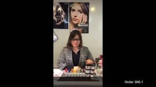 SNS Nails New Zealand Video Tutorials