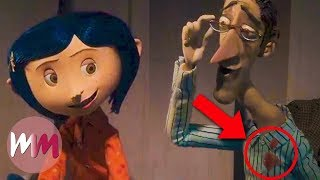 Video Top 10 Things You Never Knew About Coraline MP3, 3GP, MP4, WEBM, AVI, FLV September 2018