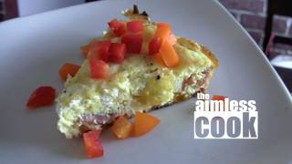 Mother's Day Frittata: The Aimless Cook