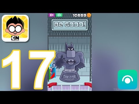 Teeny Titans - Gameplay Walkthrough Part 17 - Side Missions (iOS)