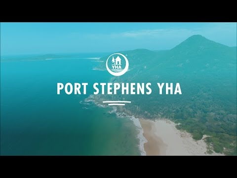 Video of Samurai Beach Bungalows - Port Stephens YHA