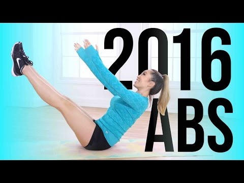 The ULTIMATE 2016 AB WORKOUT! (видео)